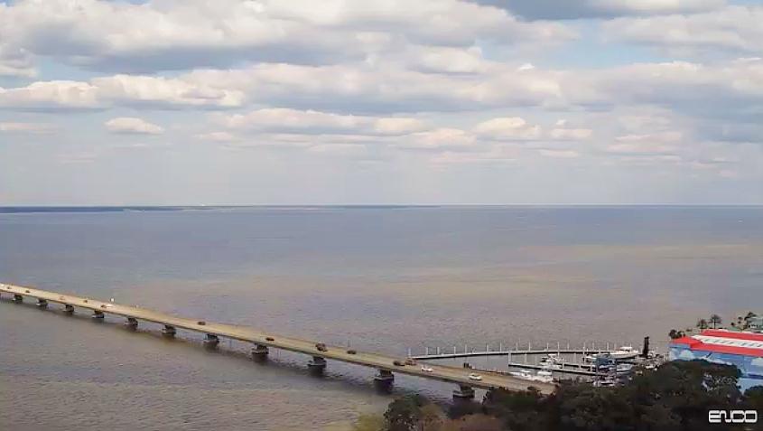 Mid-Bay Bridge Destin, Florida