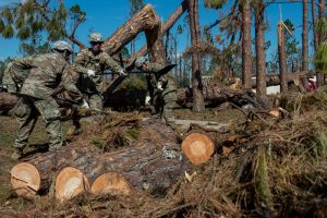 After Hurricane Michael, Tyndall Air Force Base is Returning Stronger than Ever