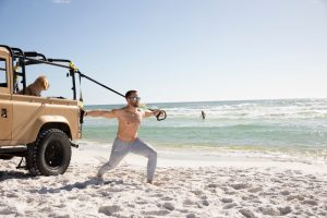 Get Your Body Beach Ready With TRX