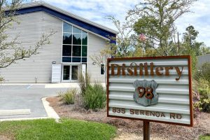 Distillery 98 Celebrates One Year in Business - May 22