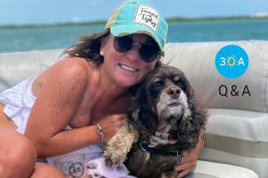 30A Local Mary Chris Murry on Beach Living & Beach Loving!