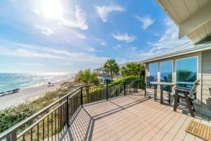 Gulf-front Vacation Rental Homes Along Florida's Scenic 30A