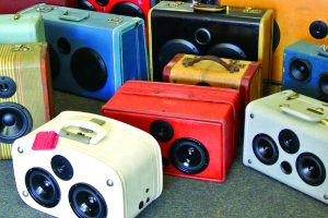 The Sonic Suitcase: Dad's Old Luggage Never Sounded So Good