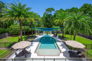 Vacation Rental Homes With Pools Along Florida's Scenic 30A