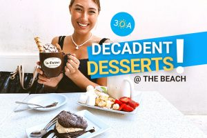 10 Decadent Desserts Near 30A, Florida