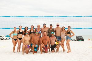 Beach Volleyball Serves Up Fun in the Sun