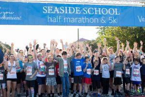 Register Now for Seaside School Half Marathon + 5K - Feb 20, 2022