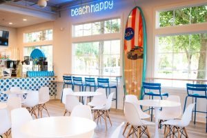 WaterColor Welcomes 30A's Beach Happy Cafe