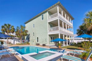 Large-Group Vacation Rental Homes Near 30A, Florida