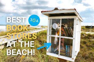 Best Book Stores Near 30A, Florida