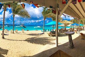 World's Best Beach Bars: Soggy Dollar