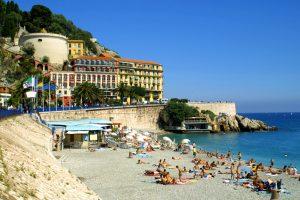 World's Best Beaches: Pebble Beach in Nice, France