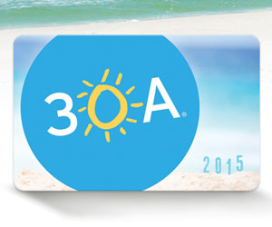 30A South Walton The30ACard The 30A Card