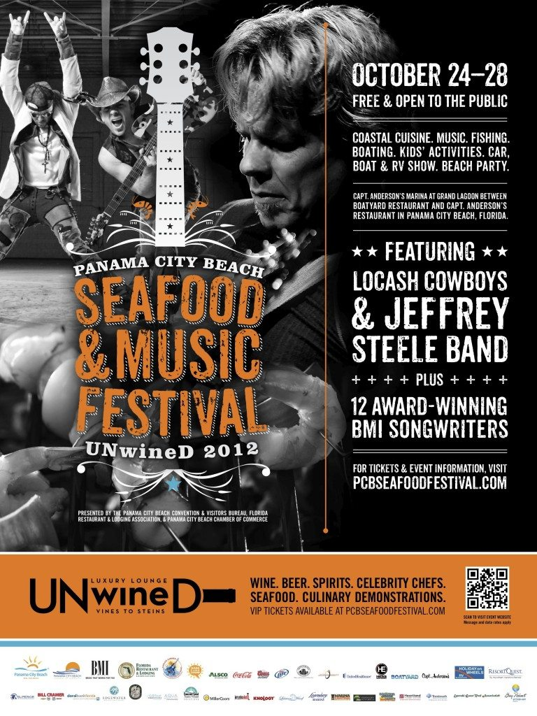 30A South Walton PCB Seafood Music Fest 2012 FINAL 768x1024 PCB Seafood & Music Festival Oct 24–28