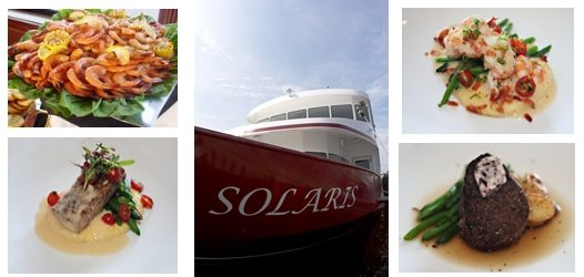 30A South Walton sq cc food Special Offer    $25 Off Labor Day SOLARIS Dinner Cruise
